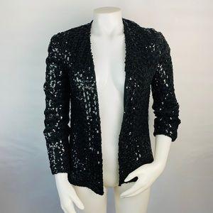 Vintage Franklin Simon Sequined Blazer